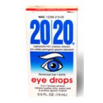 20/20 Eye Drops (.5oz)