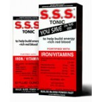 SSS Liquid Tonic (10oz or 20oz)